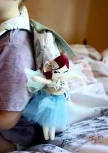 Toddler Backpack for Fairy Dolls by LoveMeSparkle