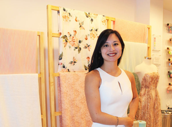 Camille Tagle: Co-Founder and COO of FABSCRAP. Making the Apparel Industry More Sustainable for Every Brand