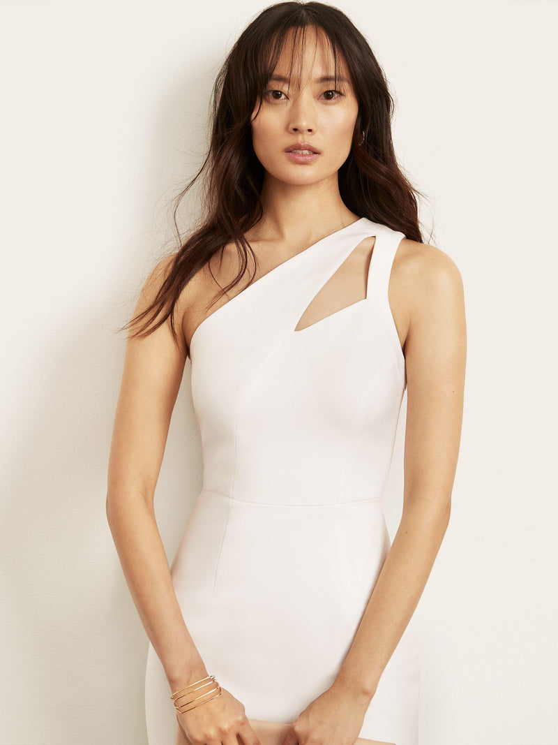 Christine One Shoulder Dress-Dress-Altress
