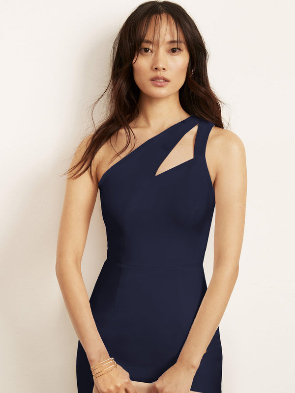 Christine One Shoulder Gown