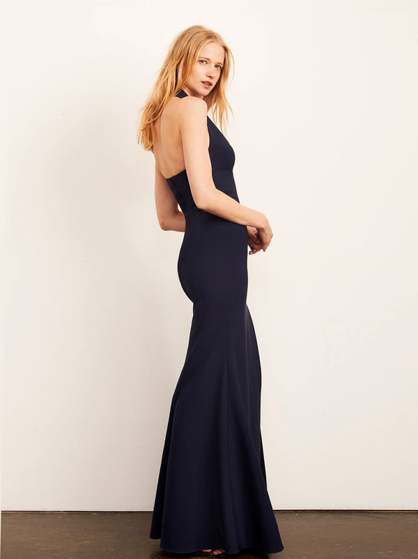 Kate Gown with Slit