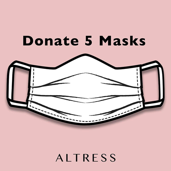 Donate 5 Cloth Masks
