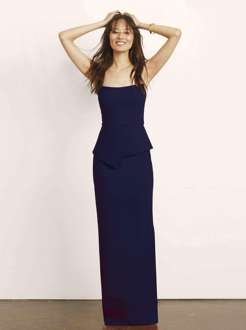 Victoria Gown with Peplum-Altress