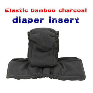 Reusable Bamboo Charcoal Diaper Inserts