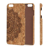 Natural Cork Wood Phone Covers