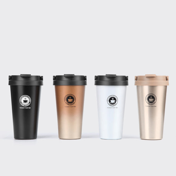 Thermos Stainless Steel Coffee Mug 500ml