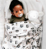 Organic Baby Swaddle Blankets