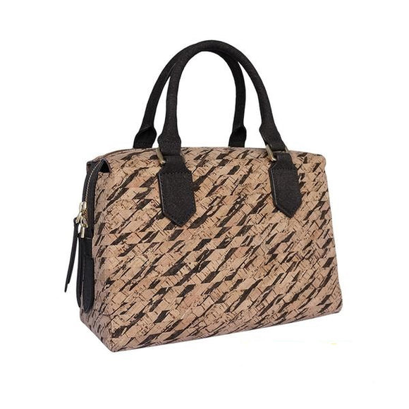 Vegan Handmade Eco-Friendly Natural Cork Handbag