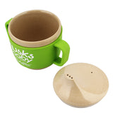 Natural Rice Husk Toddler's Drinking Cup
