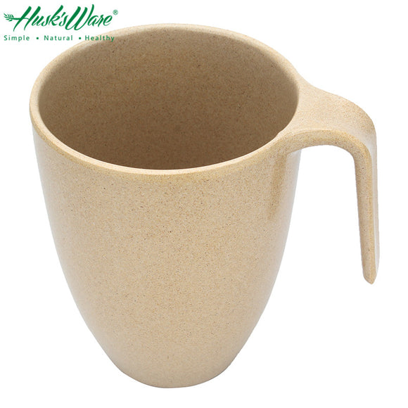 Natural Rice Husk Mug