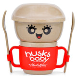 Husk's Ware Happy Husks Set - 5 pcs