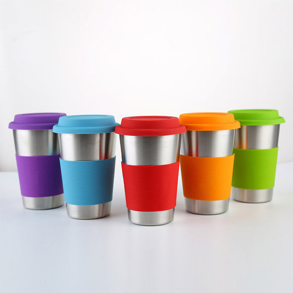Stainless Steel Coffee Travel Mug