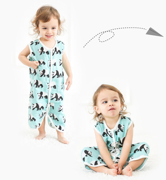 Organic Cotton Sleep Sack For Kids