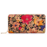 Cork Vintage Floral Ladies Wallet