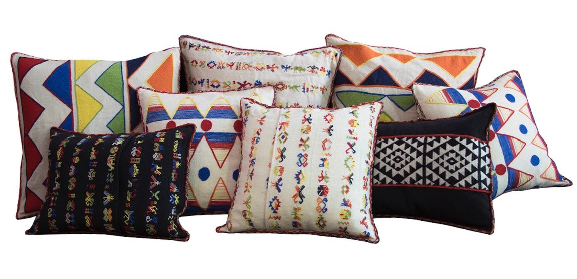 sustainable decorative pillows