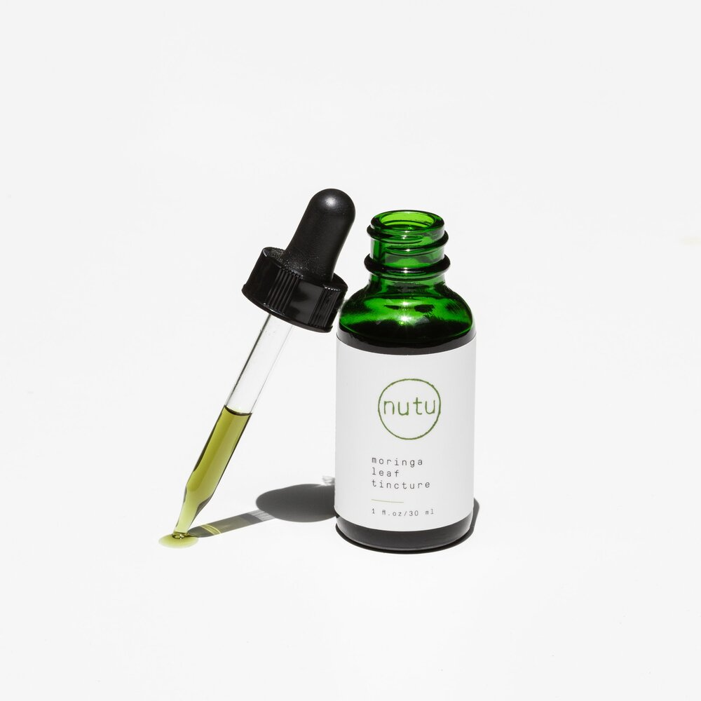 Sustainable lifestyle brand Nutu Moringa Drops at PazLifestyle.com