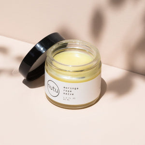 Sustainable lifestyle brand Nutu moringa rose cream at PazLifestyle.com