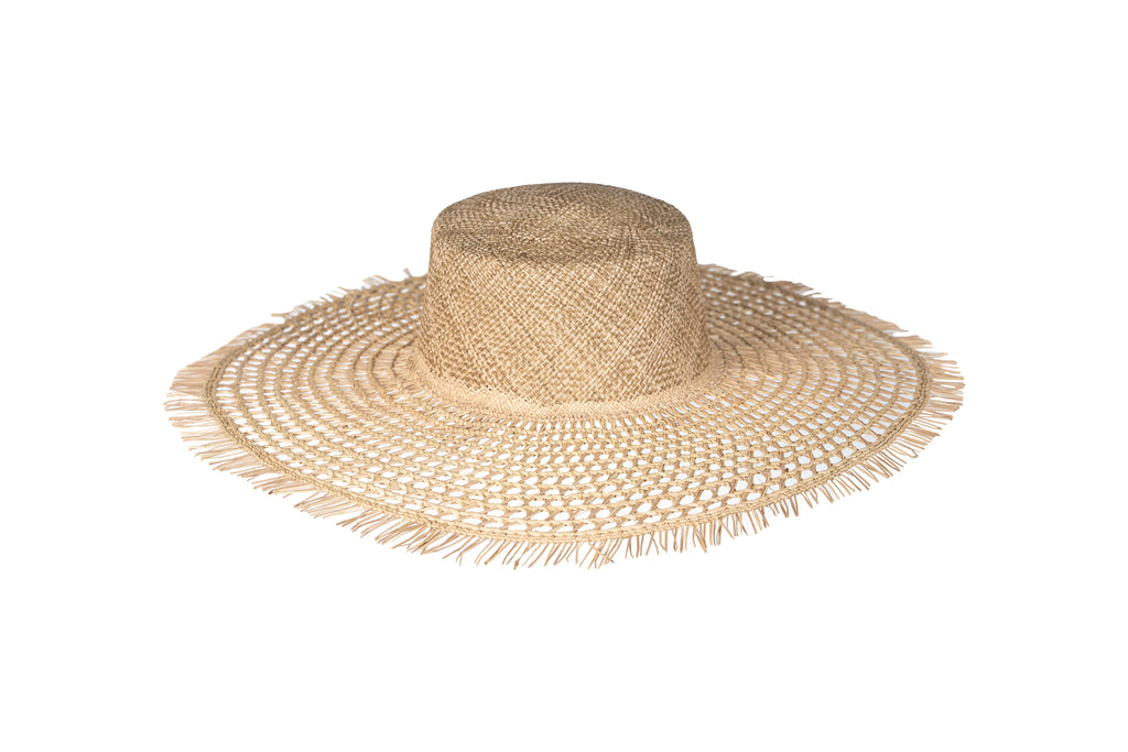 Linares Straw Hat designed by Lina Osorio