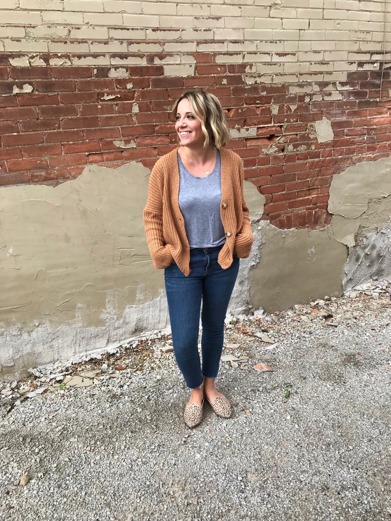 Cozy Fall Cardigan