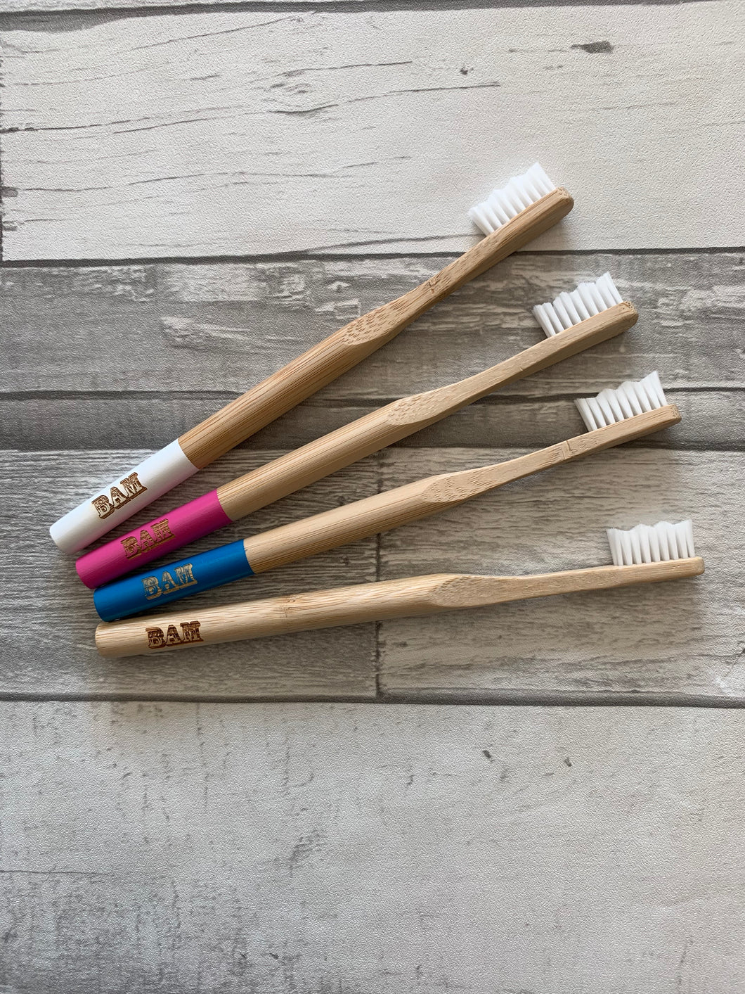 Bam Brush Bamboo Toothbrush