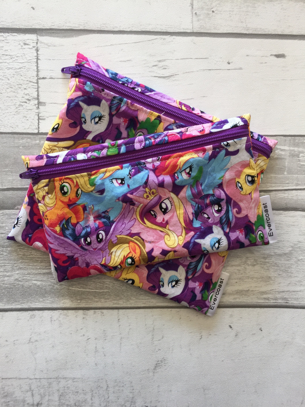Packed MLP Reusable Snack Bag Set