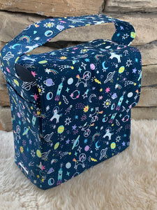 Space Unicorn XL Boxy Insulated Lunch Bag