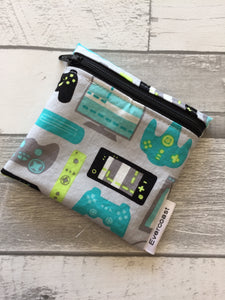 Gamer Reusable Mini Snack Bag
