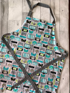 Video Game Child's Apron