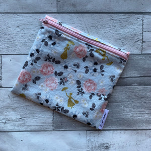 MP Floral Reusable Sandwich Bag