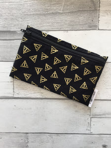 HP Deathly Hallows Reusable Snack Bag