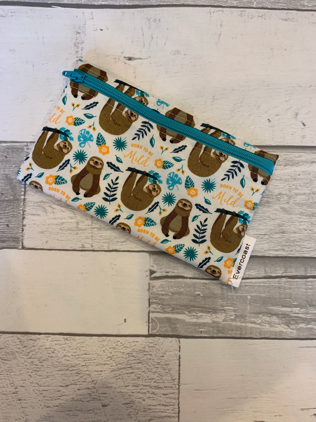 Born to be Mild Reusable Snack Bag