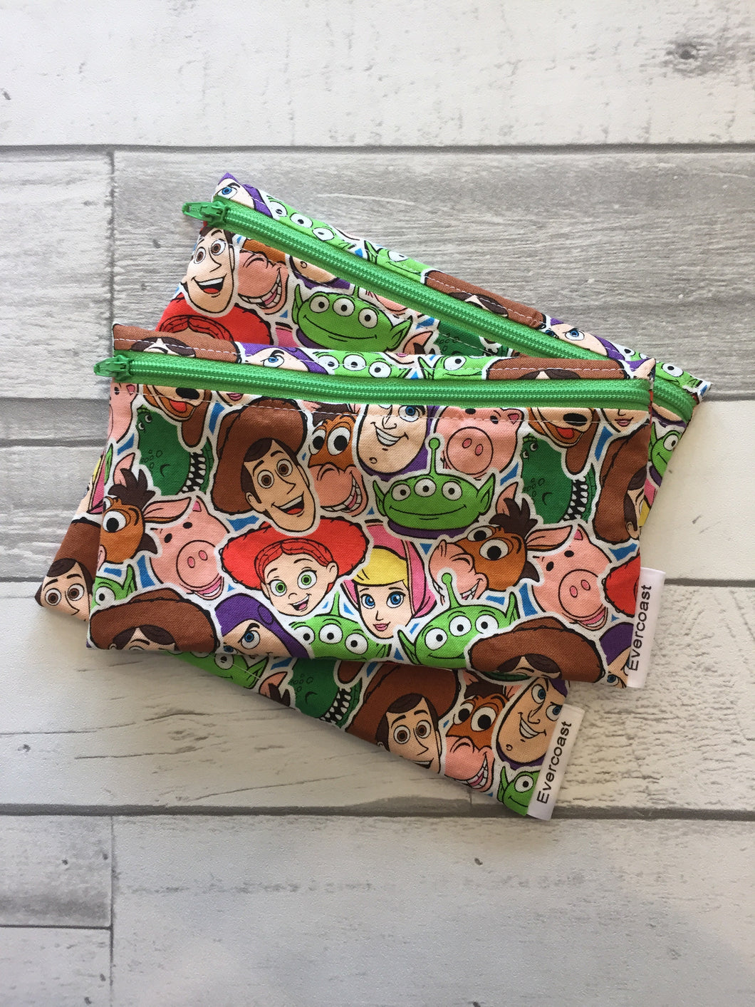 TS Reusable Snack Bag Set