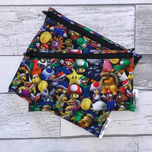 SM Packed Friends Reusable Snack Bag Set