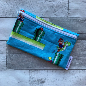SM Pipe Reusable Snack Bag