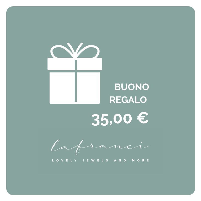 Buono Regalo 35 € lafranci.it