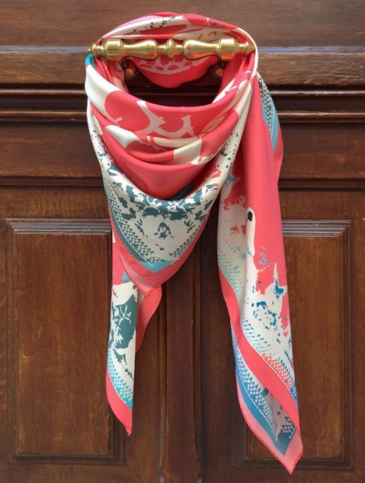 Foulard Love in Paris - 006