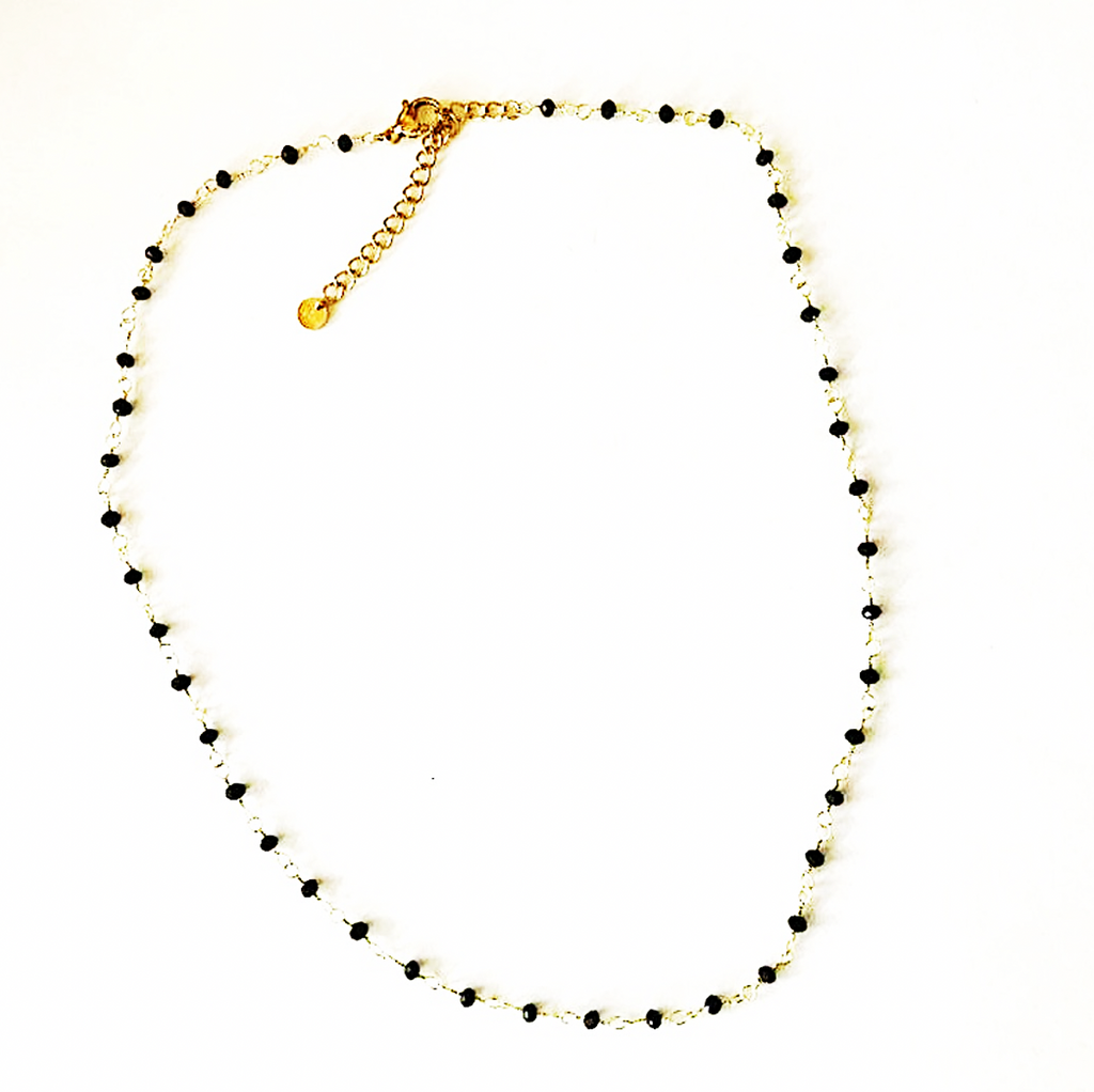 Rosary necklace -071