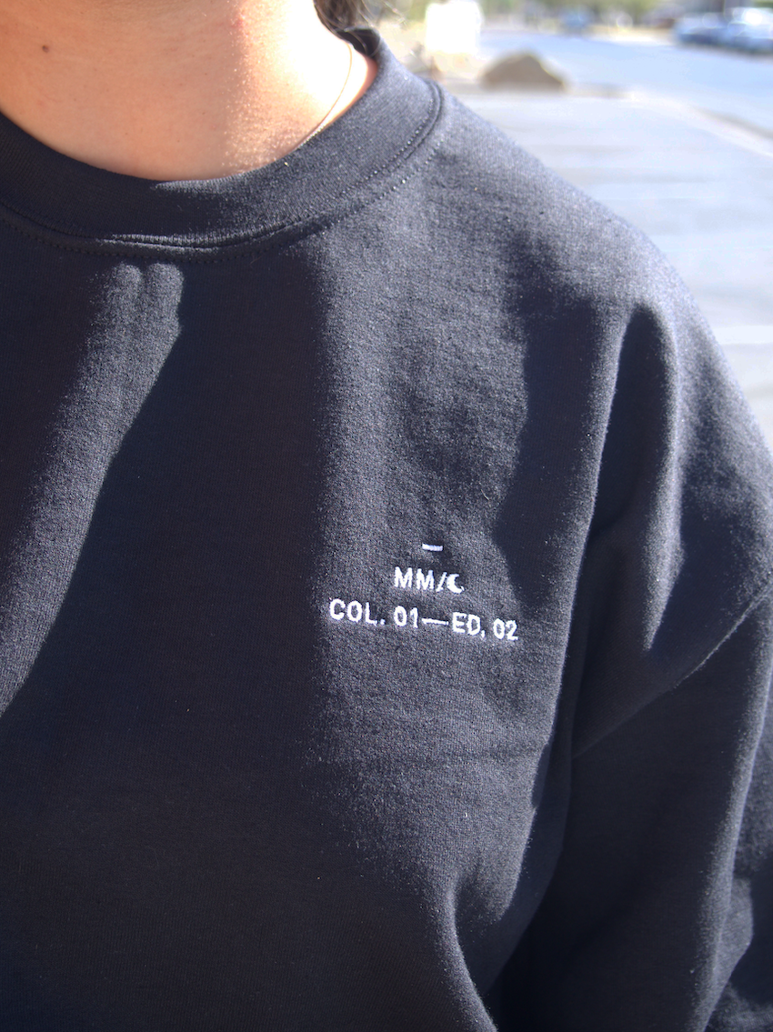 Ed. 02 Embroidered Sweatshirt
