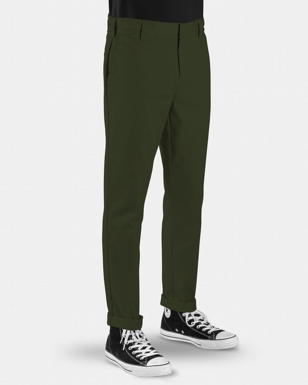 872 Dickies Pants Olive Green