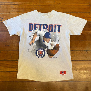 90's Detroit Tigers 'Fielder' T-Shirt Large