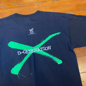 1998 DX Generation 'Down Here' T-Shirt XL