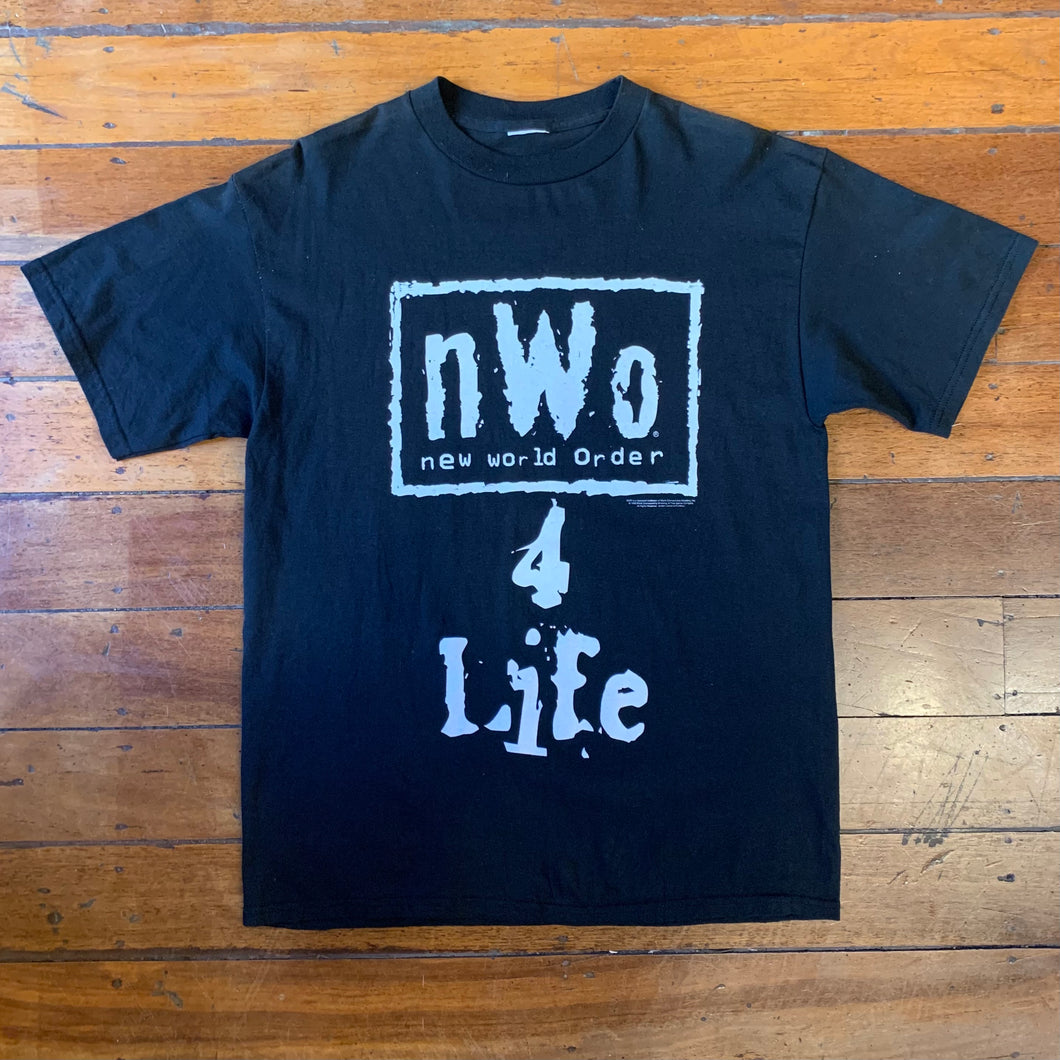 1998 NWO 4 Life T-Shirt XL