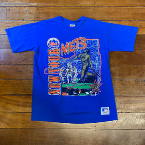 1991 New York Mets T-Shirt Large