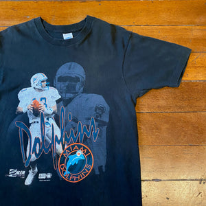 1990 Miami Dolphins T-Shirt Large