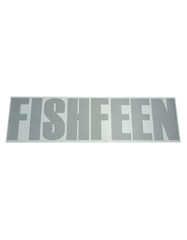Fish Feen Boat Sticker