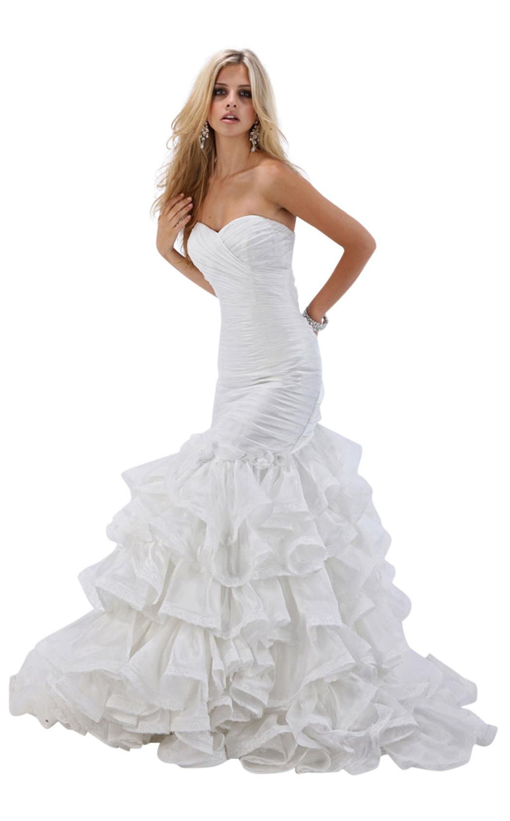 Impression Couture 11027 Diamond White