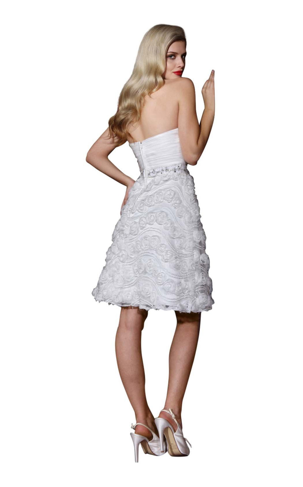 Impression Couture 11614 Ivory