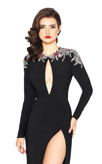 Mac Duggal 12103R Black