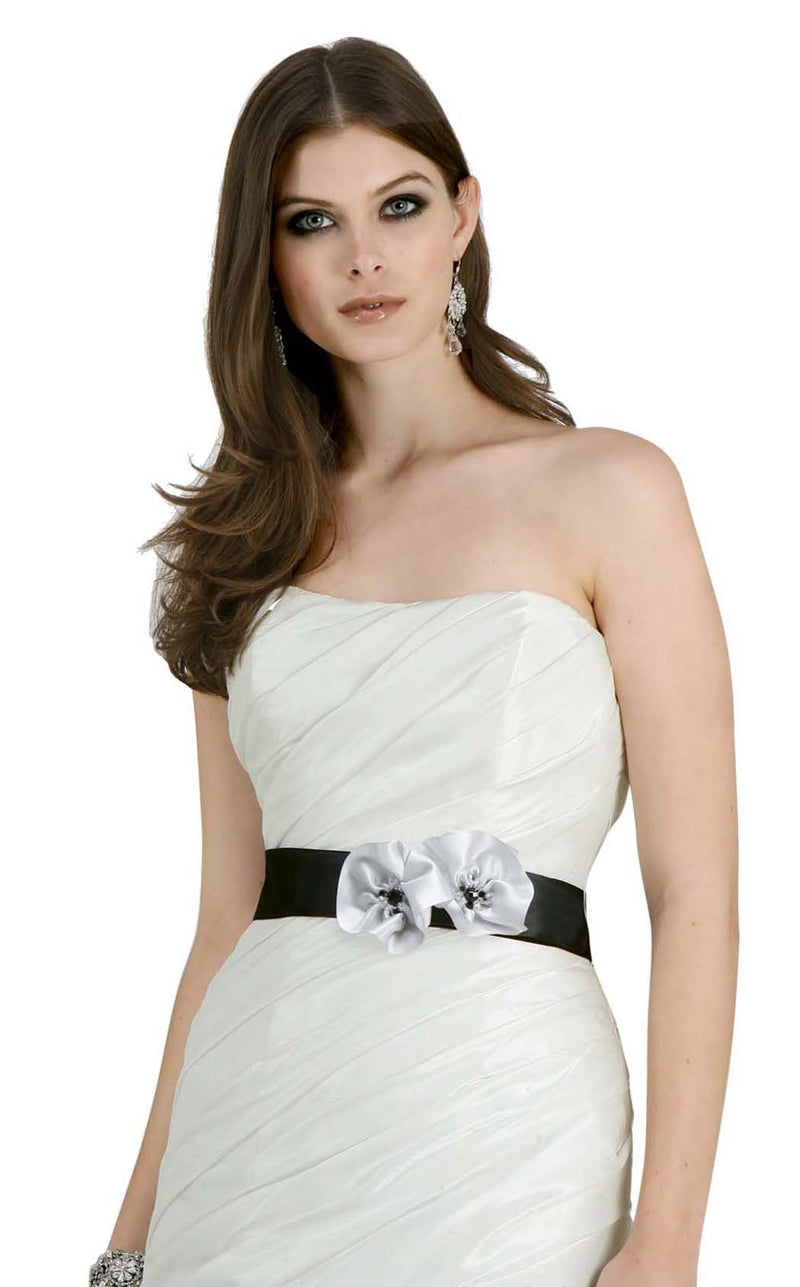 Impression Couture 12554 Diamond-White-Black-Silver
