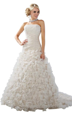 Impression Couture 12584 Ivory-Ivory